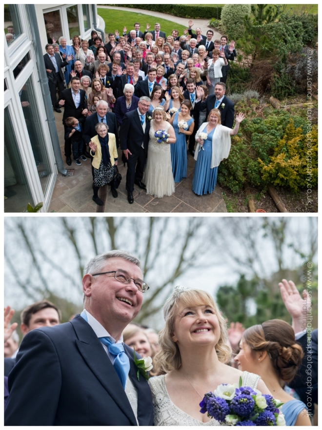 Judy and Dave wedding at Pines Calyx by Samantha Jones Photography 2
