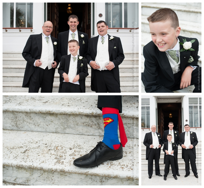 Lynsey and Neil wedding photography at The Grand in Folkestone by Samantha Jones Photography 12