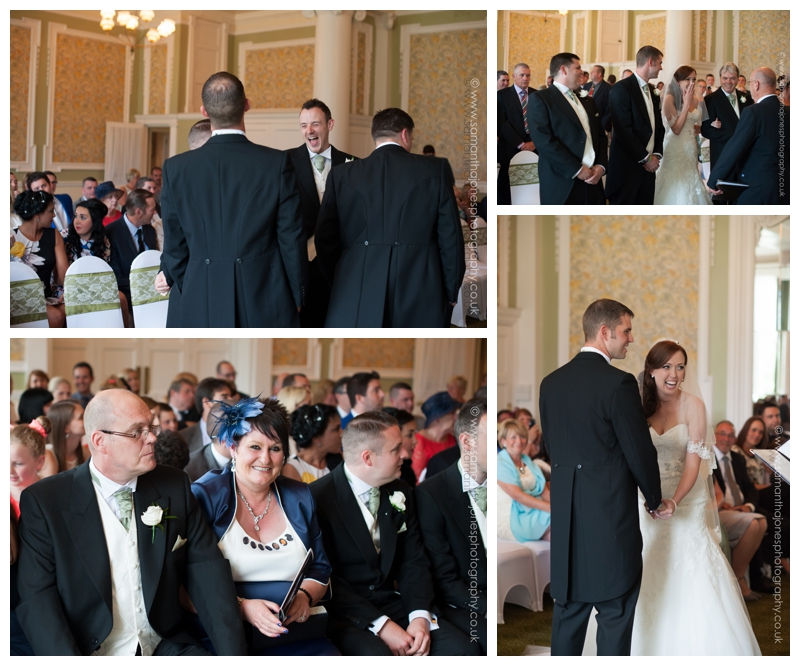 Lynsey and Neil wedding photography at The Grand in Folkestone by Samantha Jones Photography 17