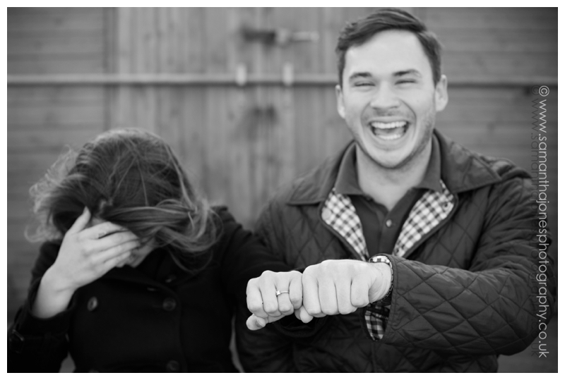 Nick and Decia pre-wedding photoshoot at Whitstable by Samantha Jones Photography 03