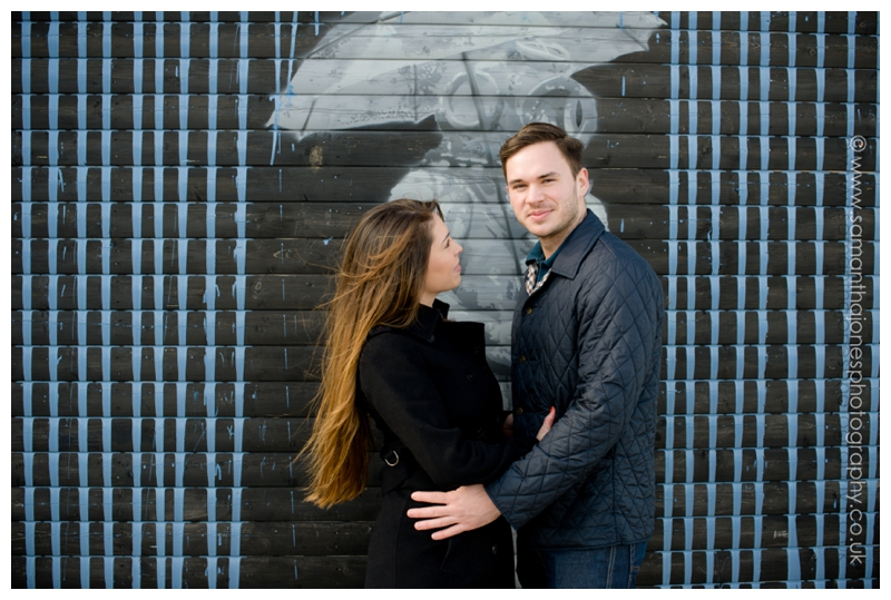 Nick and Decia pre-wedding photoshoot at Whitstable by Samantha Jones Photography 04