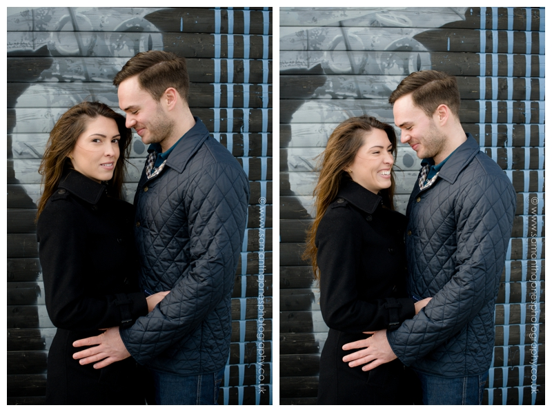 Nick and Decia pre-wedding photoshoot at Whitstable by Samantha Jones Photography 05