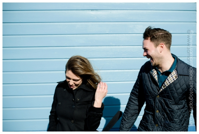Nick and Decia pre-wedding photoshoot at Whitstable by Samantha Jones Photography 08