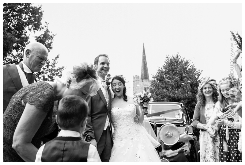 Charlotte and Matt wedding at The Black Horse by Samantha Jones Photography 13