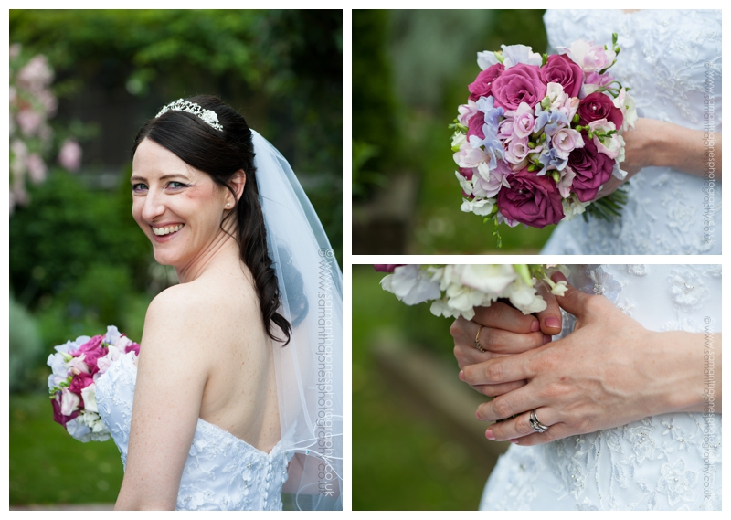 Charlotte and Matt wedding at The Black Horse by Samantha Jones Photography 20