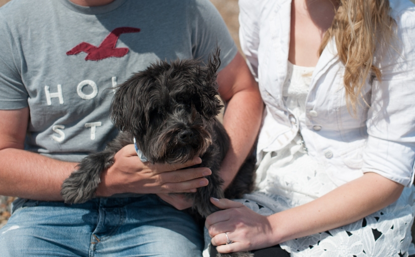 Sarah and Jon – pre-wedding photoshoot at East Quay in Whitstable {sneakpeek}