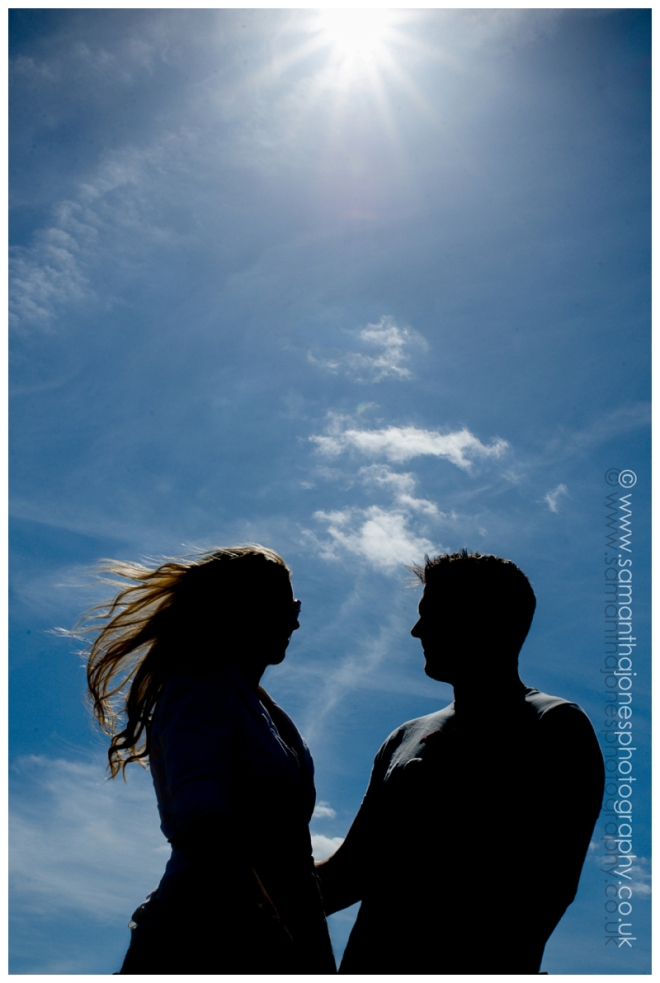 Sarah and Jon pre-wedding photoshoot at East Quay in Whitstable by Samantha J0nes Photography 02