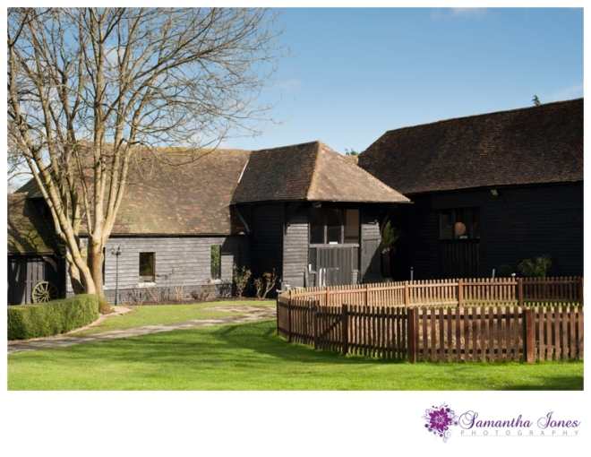 Hayley and Dominic wedding at Winters Barns by Samantha Jones Photography 01