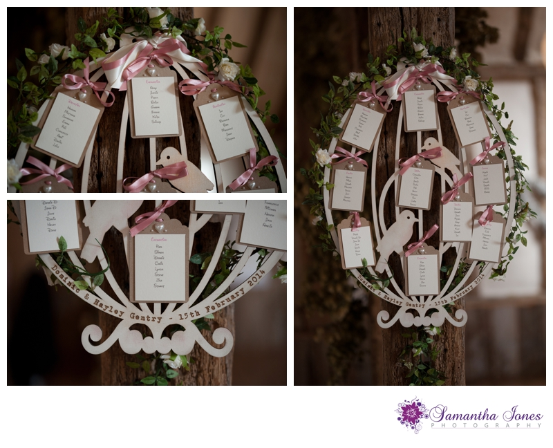 Hayley and Dominic wedding at Winters Barns by Samantha Jones Photography 03