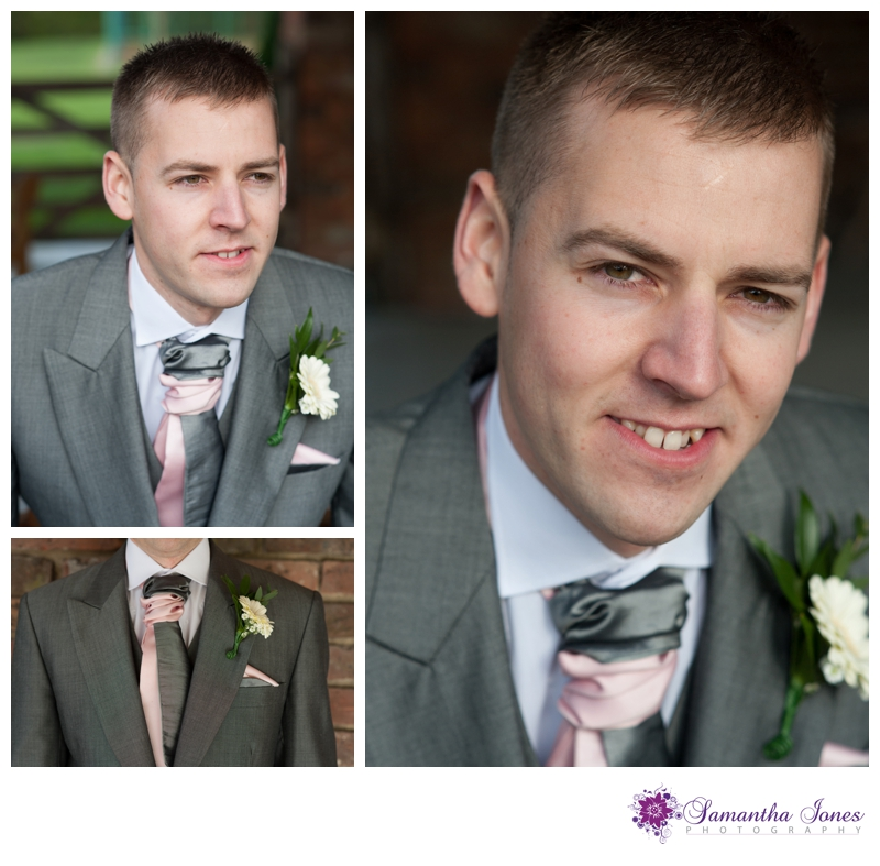 Hayley and Dominic wedding at Winters Barns by Samantha Jones Photography 10