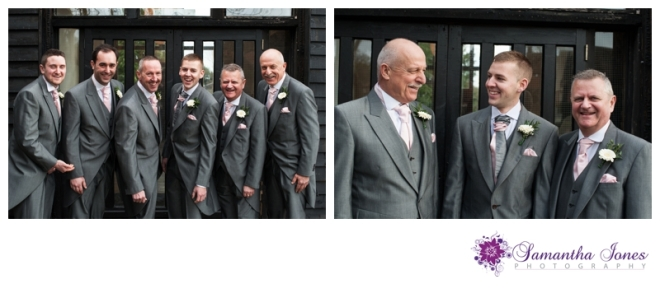 Hayley and Dominic wedding at Winters Barns by Samantha Jones Photography 11