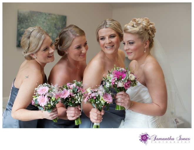 Hayley and Dominic wedding at Winters Barns by Samantha Jones Photography 16