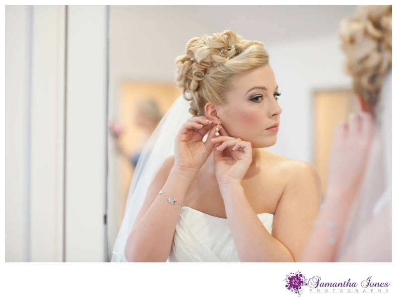 Hayley and Dominic wedding at Winters Barns by Samantha Jones Photography 18