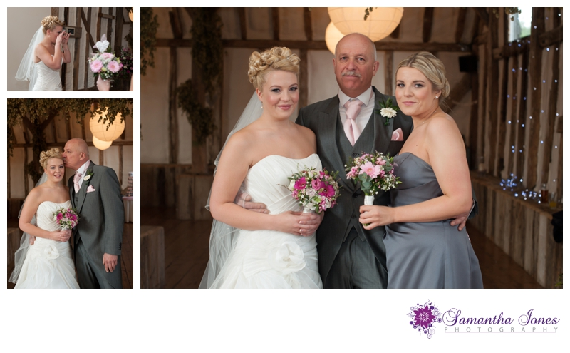 Hayley and Dominic wedding at Winters Barns by Samantha Jones Photography 22
