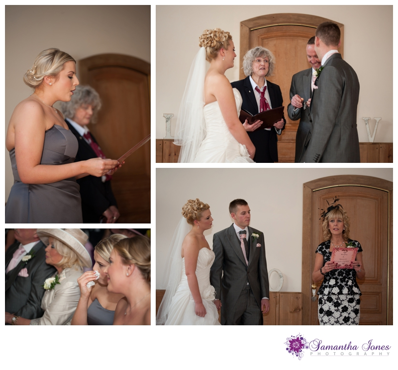 Hayley and Dominic wedding at Winters Barns by Samantha Jones Photography 24