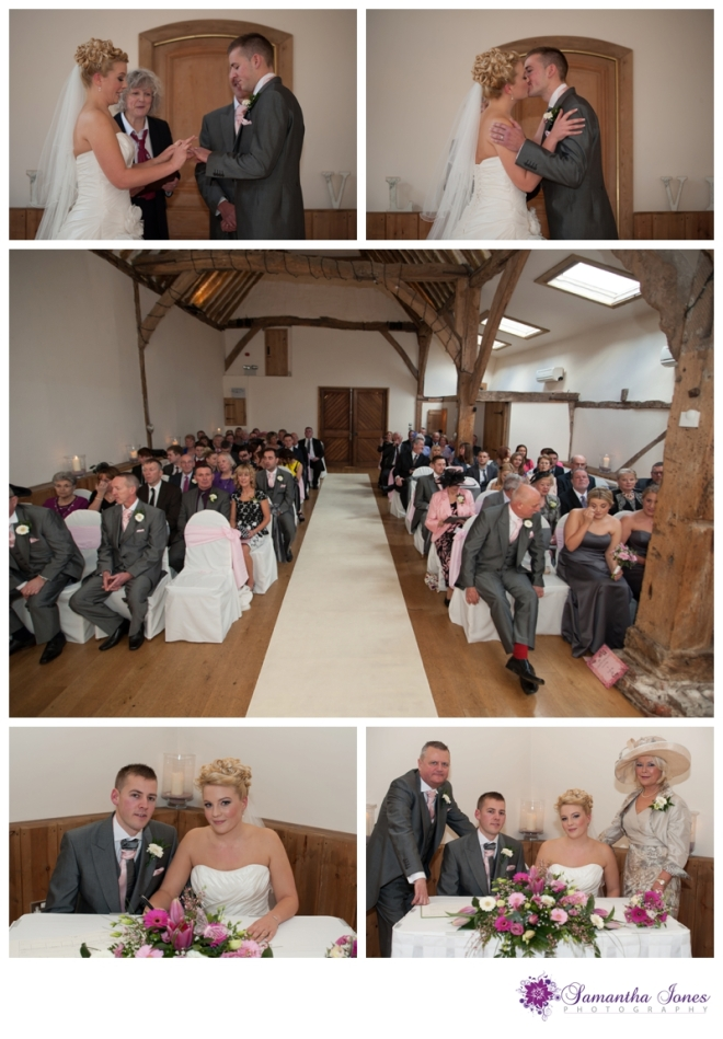 Hayley and Dominic wedding at Winters Barns by Samantha Jones Photography 25