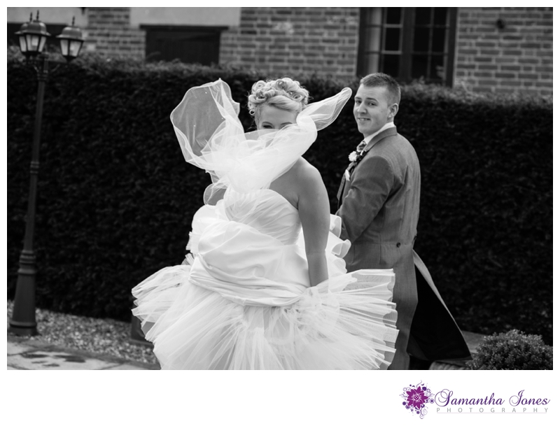 Hayley and Dominic wedding at Winters Barns by Samantha Jones Photography 27