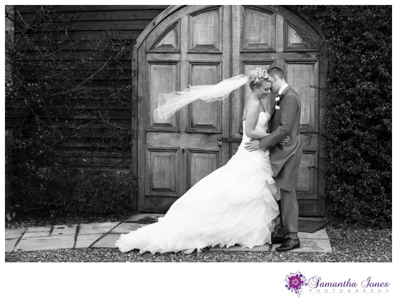 Hayley and Dominic wedding at Winters Barns by Samantha Jones Photography 30