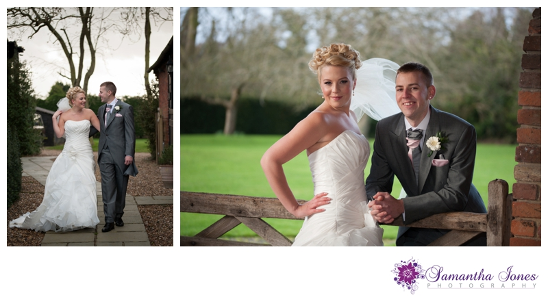 Hayley and Dominic wedding at Winters Barns by Samantha Jones Photography 31