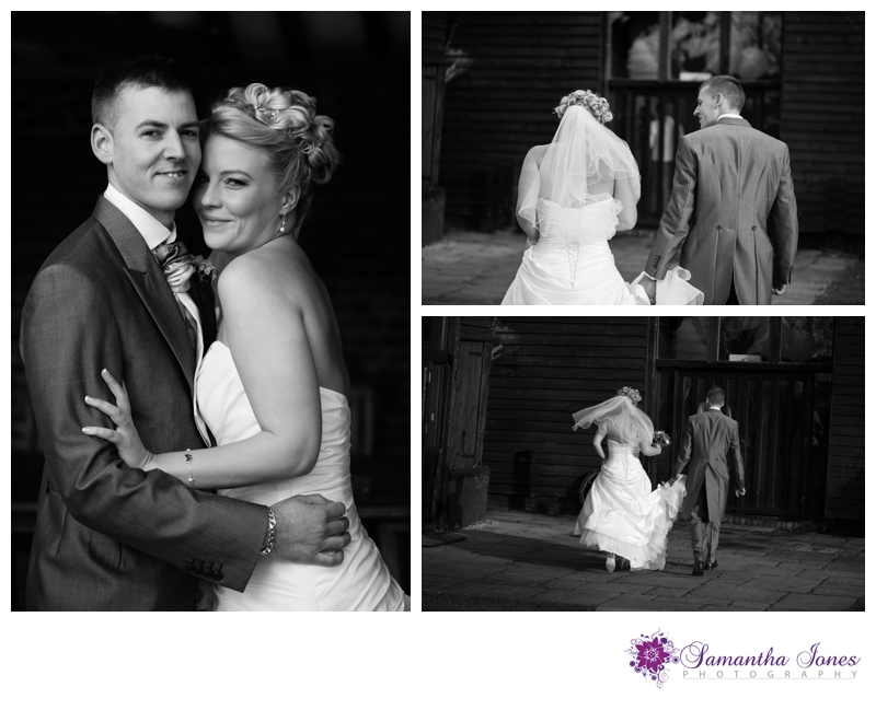 Hayley and Dominic wedding at Winters Barns by Samantha Jones Photography 32