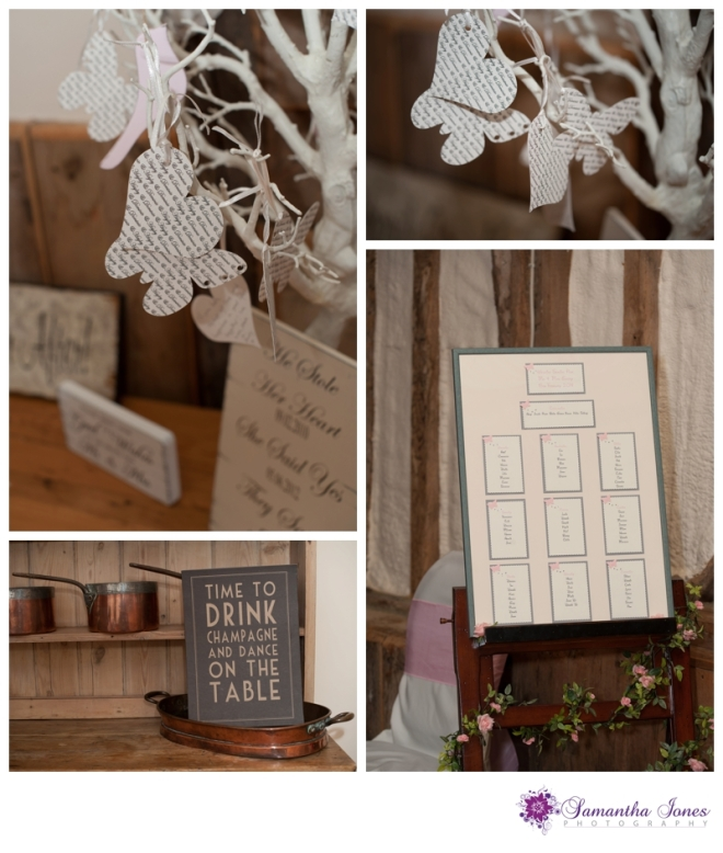 Hayley and Dominic wedding at Winters Barns by Samantha Jones Photography 33
