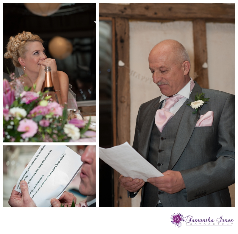 Hayley and Dominic wedding at Winters Barns by Samantha Jones Photography 34