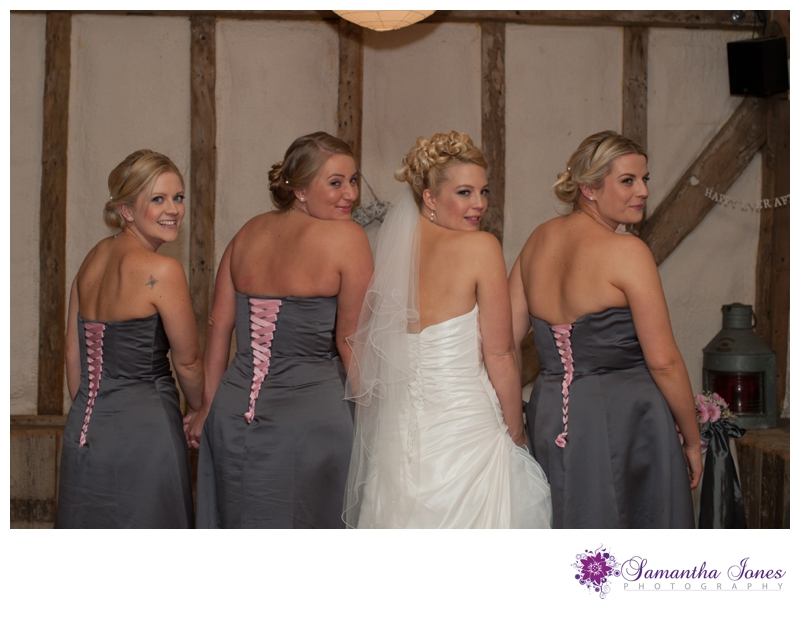 Hayley and Dominic wedding at Winters Barns by Samantha Jones Photography 38