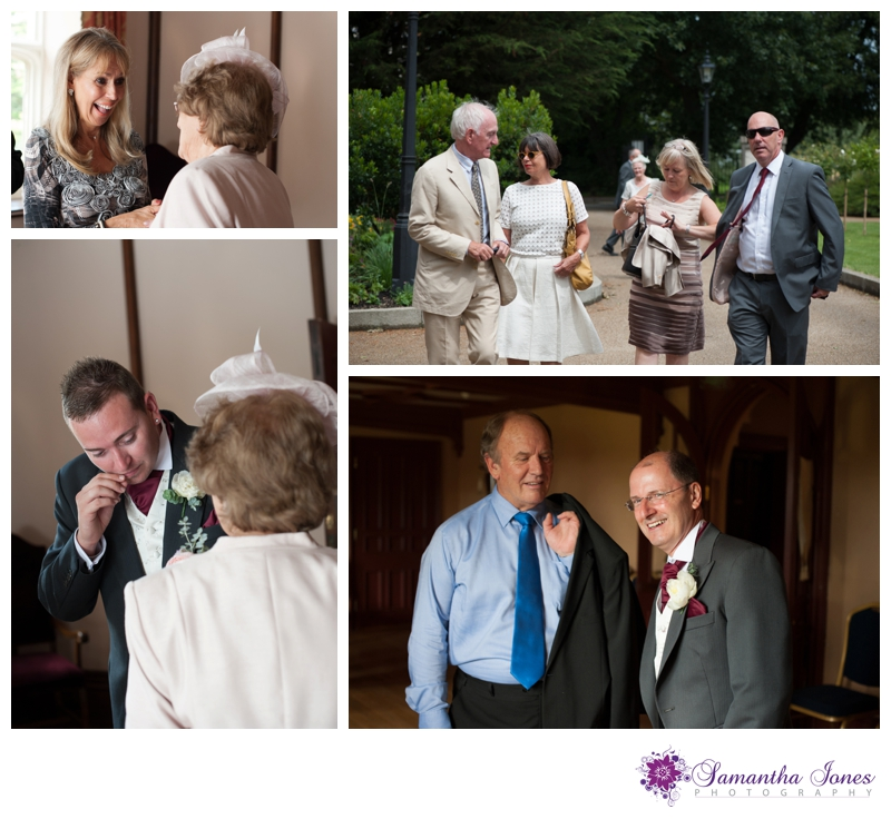 Lee and Geoff wedding at Whitstable Castle by Samantha Jones Photography 09