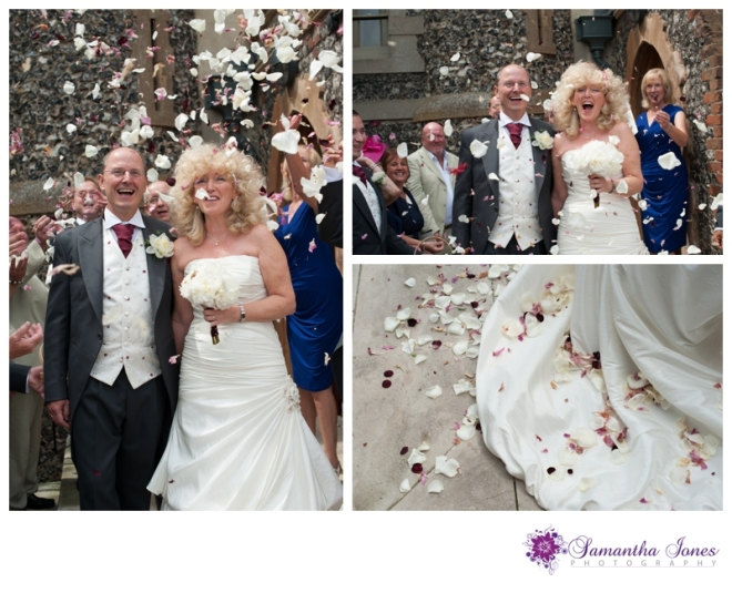 Lee and Geoff wedding at Whitstable Castle by Samantha Jones Photography 12