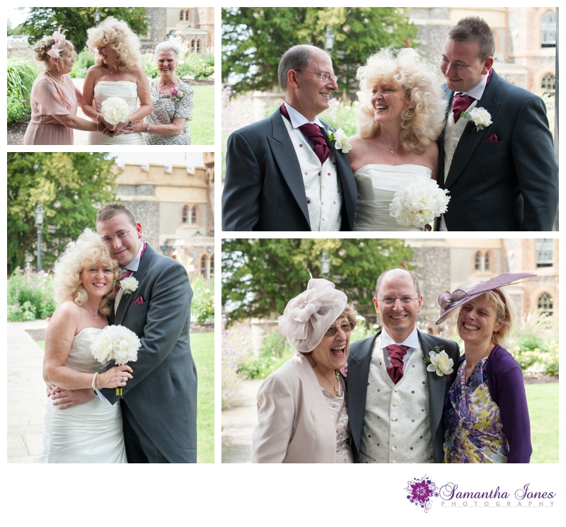 Lee and Geoff wedding at Whitstable Castle by Samantha Jones Photography 13