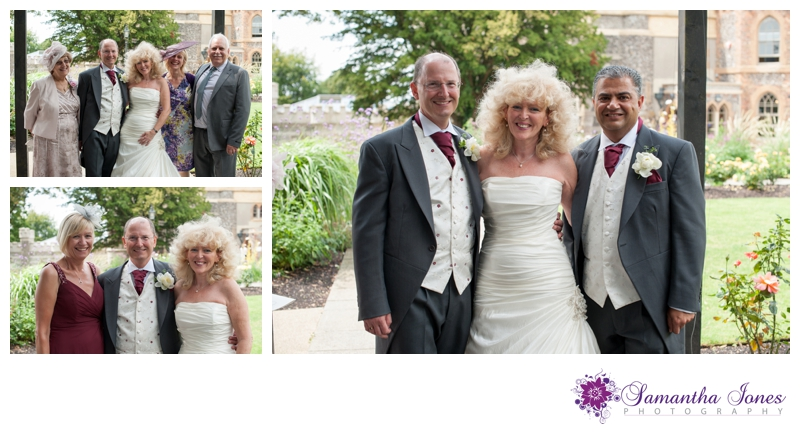 Lee and Geoff wedding at Whitstable Castle by Samantha Jones Photography 14