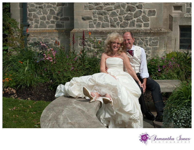 Lee and Geoff wedding at Whitstable Castle by Samantha Jones Photography 20