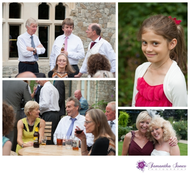 Lee and Geoff wedding at Whitstable Castle by Samantha Jones Photography 26