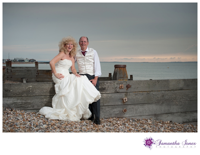 Lee and Geoff wedding at Whitstable Castle by Samantha Jones Photography 28
