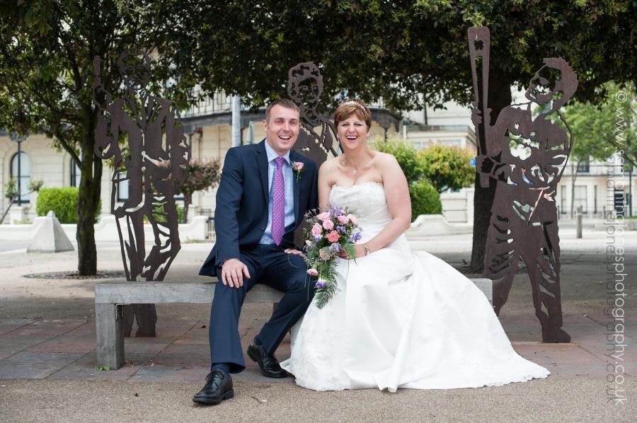 Teresa and Allan wedding at Dover Marina Hotel 002