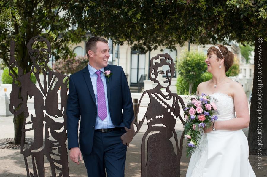 Teresa and Allan wedding at Dover Marina Hotel 003