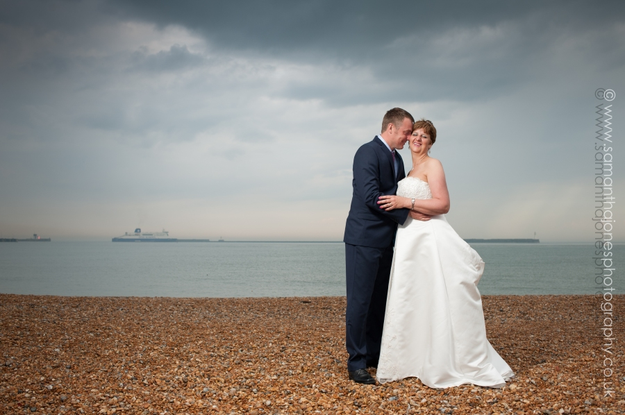 Teresa and Allan wedding at Dover Marina Hotel 004