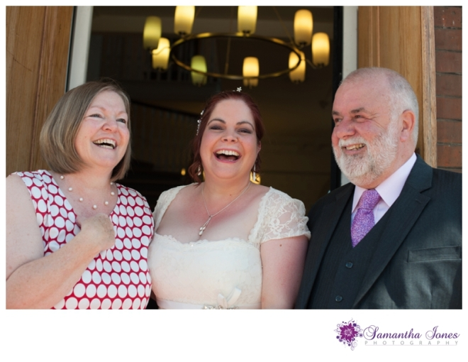 Clare and Carl wedding at The Alexander Centre by Samantha Jones Photography 03