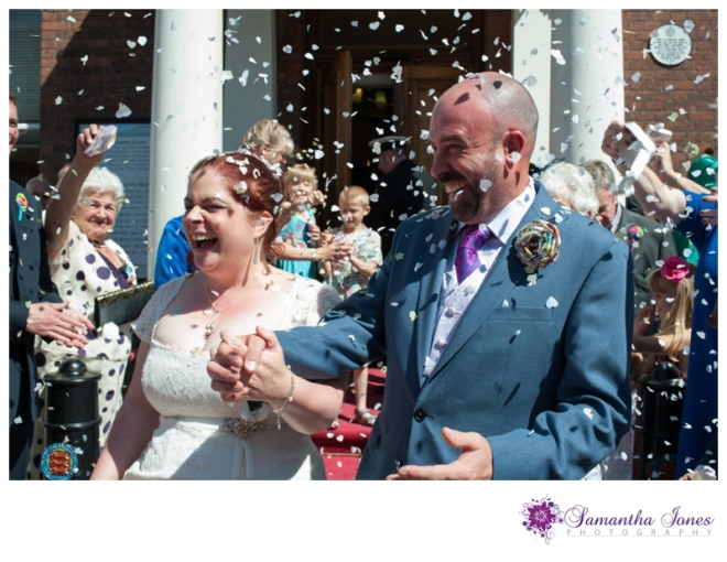 Clare and Carl wedding at The Alexander Centre by Samantha Jones Photography 05