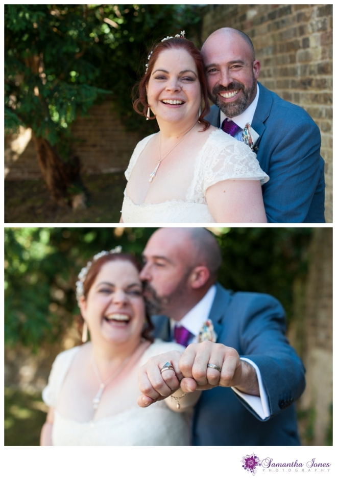 Clare and Carl wedding at The Alexander Centre by Samantha Jones Photography 08