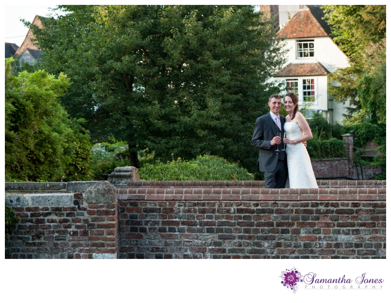 Kirsty and Robin wedding at Wellington House and the Abode in Canterbury by Samantha Jones Photography 25