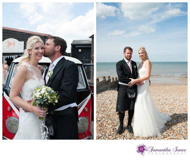 Sarah and Jon wedding at Our Lady Immaculate and East Quay by Samantha Jones Photography 03