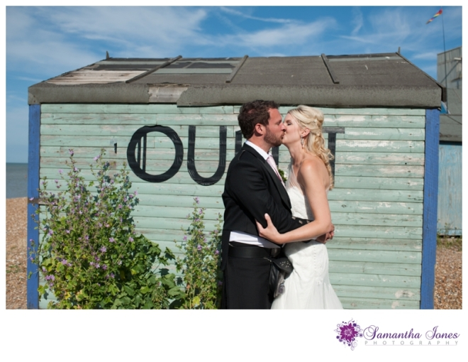 Sarah and Jon wedding at Our Lady Immaculate and East Quay by Samantha Jones Photography 9