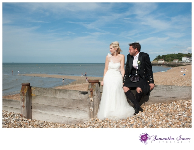 Sarah and Jon wedding at Our Lady Immaculate and East Quay by Samantha Jones Photography 9a