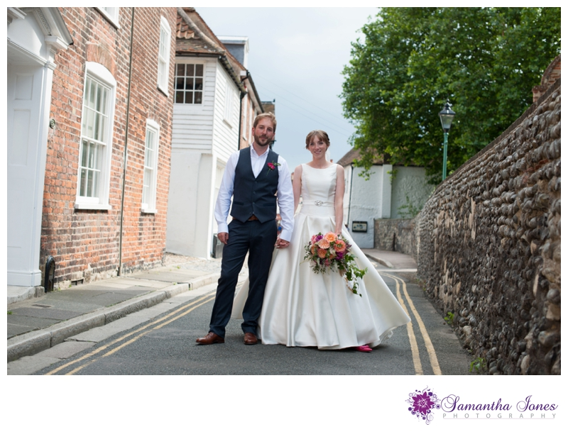 Heather and Pete married at the Guildhall in Sandwich by Samantha Jones Photography 3b