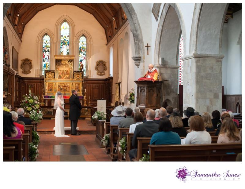 Amy and Jonty wedding at St Mary's Church and Elham Village Hall by Samantha Jones Photography 02