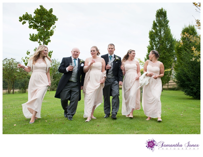 Amy and Jonty wedding at St Mary's Church and Elham Village Hall by Samantha Jones Photography 04