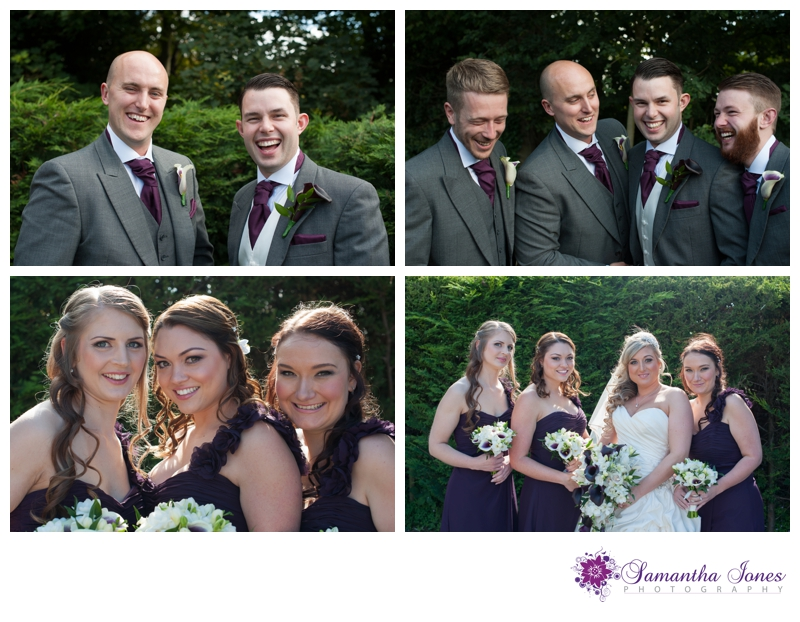 Shelley and Paul wedding at The Black Horse by Samantha Jones Photography 02