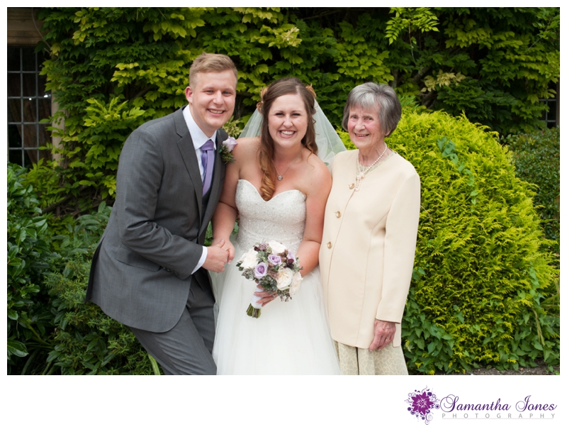 Victoria and Chris wedding at Boys Hall by Samantha Jones Photography 05