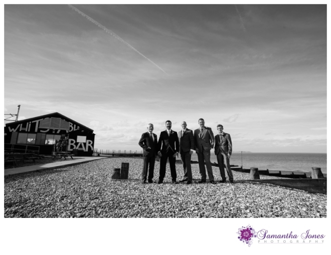 Jill and Kevin wedding at East Quay in Whistable by Samantha Jones Photography 14